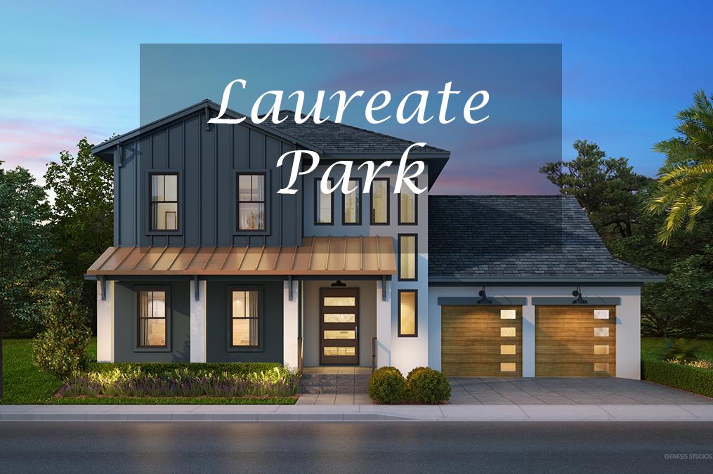 Laureate Park Button Finald